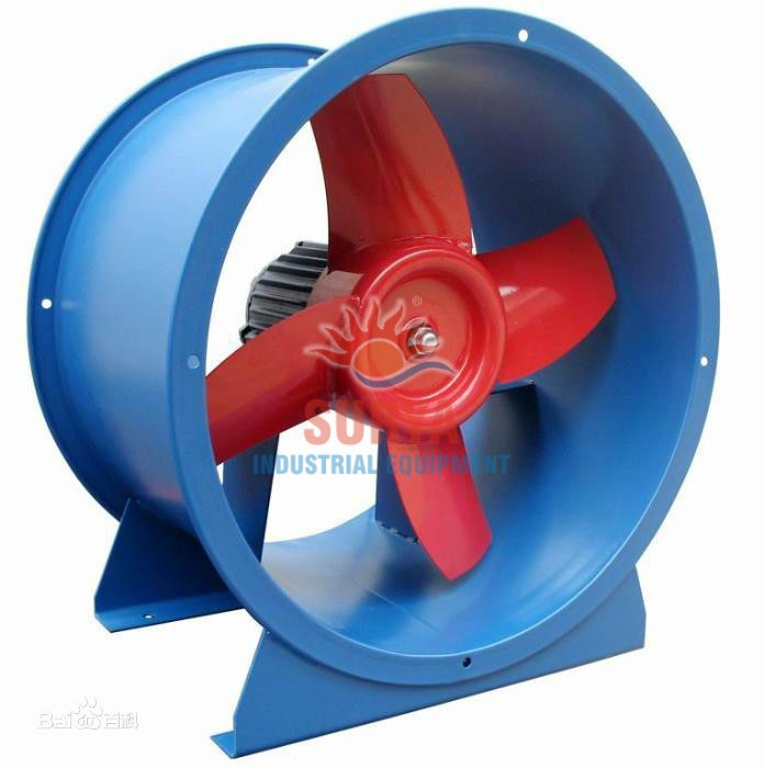 axial flow fan suppliers in India